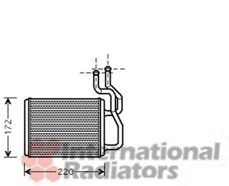 Système de chauffage - VAN WEZEL - 83006088