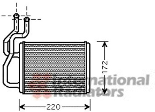 Système de chauffage - VAN WEZEL - 83006118