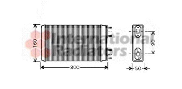 Système de chauffage - VAN WEZEL - 26006019
