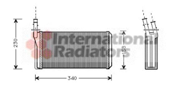 Système de chauffage - VAN WEZEL - 73006074