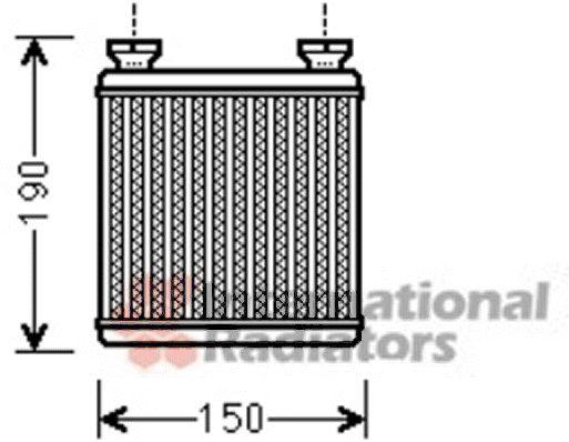 Système de chauffage - VAN WEZEL - 29006014