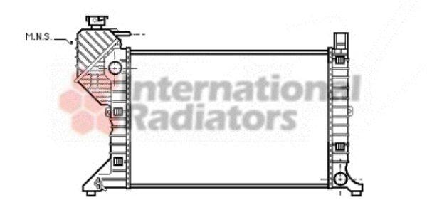 Radiateur, refroidissement du moteur - VWA - 88VWA30002181