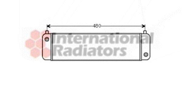 Radiateur d'huile - VAN WEZEL - 30003014