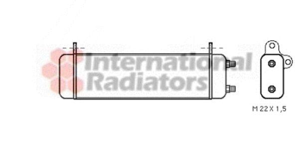 Radiateur d'huile - VAN WEZEL - 30003158