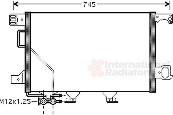 Condenseur, climatisation - VWA - 88VWA30005360