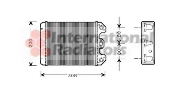 Système de chauffage - VAN WEZEL - 30006102