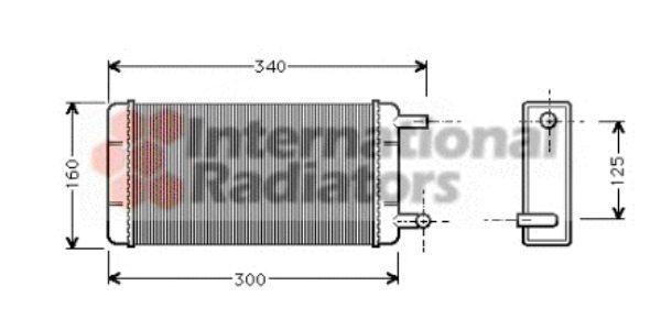 Système de chauffage - VWA - 88VWA30006108