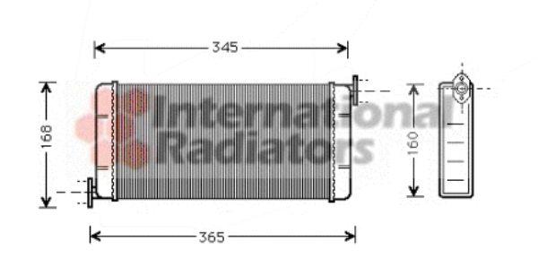 Système de chauffage - VWA - 88VWA30006109