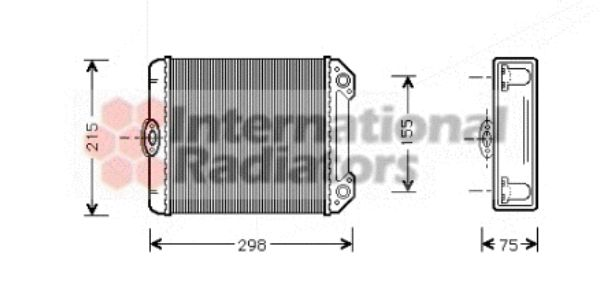 Système de chauffage - VAN WEZEL - 30006171