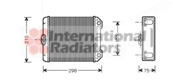 Système de chauffage - VAN WEZEL - 30006172