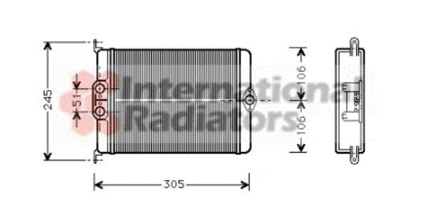 Système de chauffage - VWA - 88VWA30006239