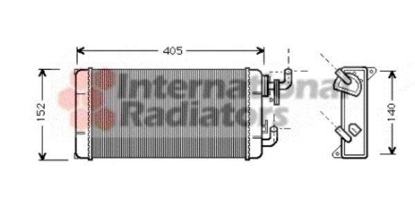 Système de chauffage - VAN WEZEL - 30006258