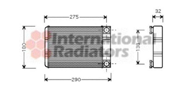 Système de chauffage - VWA - 88VWA30006312