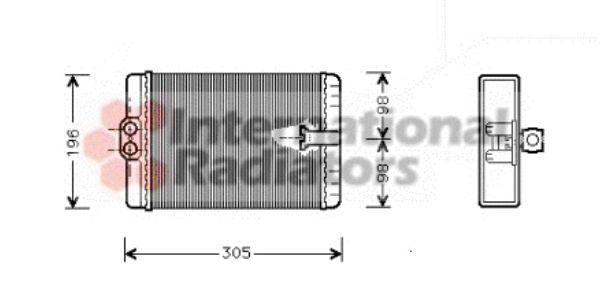 Système de chauffage - VAN WEZEL - 30006313