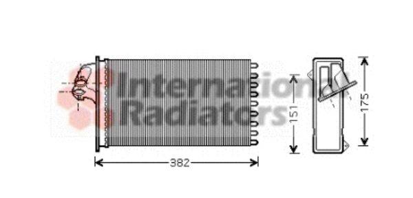Système de chauffage - VAN WEZEL - 30006355