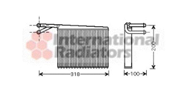 Système de chauffage - VAN WEZEL - 30006372