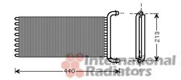 Système de chauffage - VAN WEZEL - 30006441