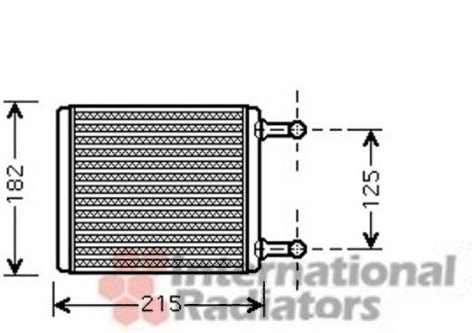 Système de chauffage - VAN WEZEL - 30006442