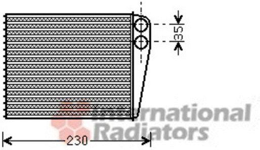Système de chauffage - VWA - 88VWA30006465