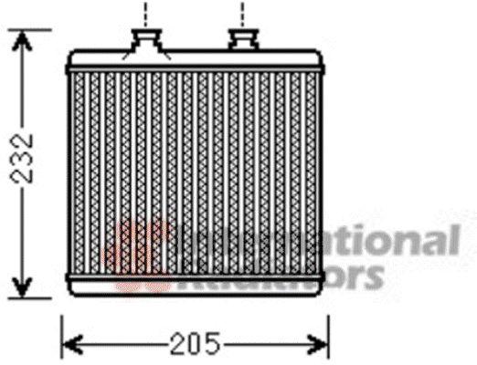 Système de chauffage - VAN WEZEL - 30006472