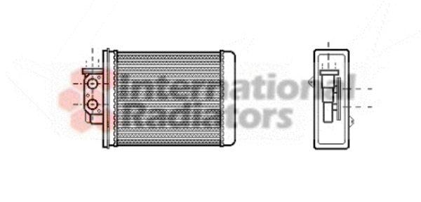 Système de chauffage - VAN WEZEL - 27006067