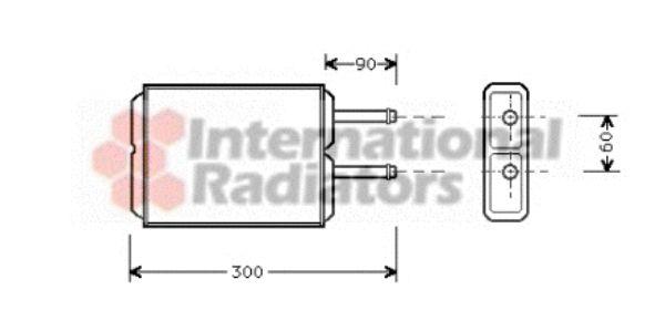 Système de chauffage - VWA - 88VWA27006124