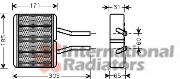 Système de chauffage - VAN WEZEL - 27006193
