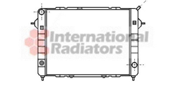 Radiateur, refroidissement du moteur - VWA - 88VWA37002098