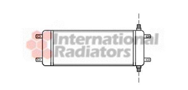 Radiateur d'huile - VAN WEZEL - 37003146