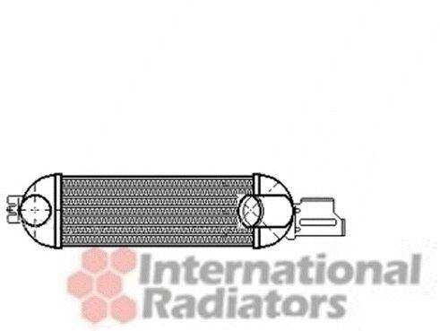 Intercooler, échangeur - VAN WEZEL - 37004391