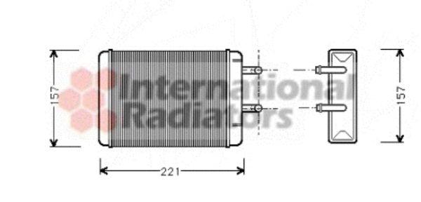 Système de chauffage - VAN WEZEL - 37006001