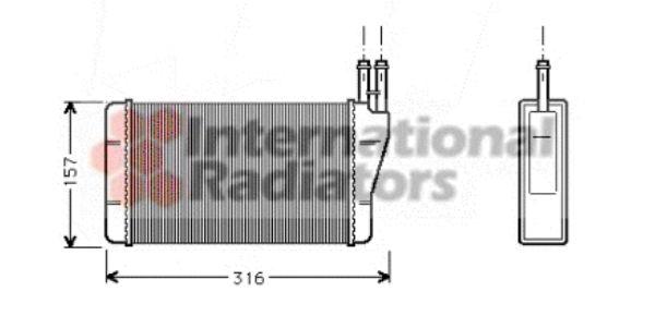 Système de chauffage - VAN WEZEL - 37006004