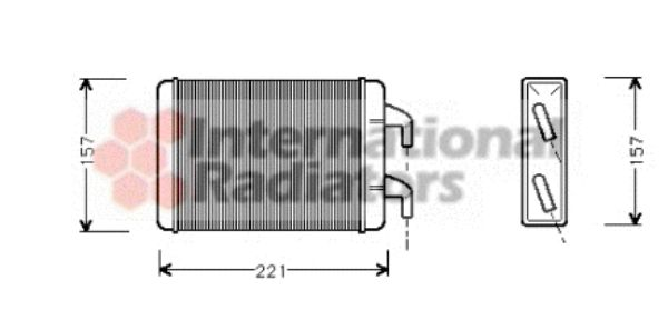 Système de chauffage - VAN WEZEL - 37006007