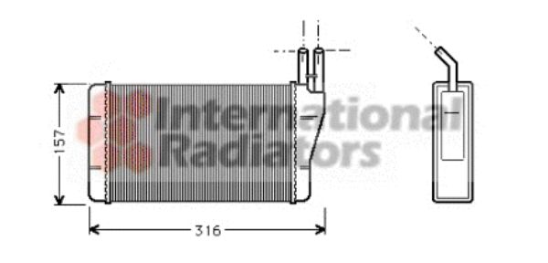 Système de chauffage - VAN WEZEL - 37006008