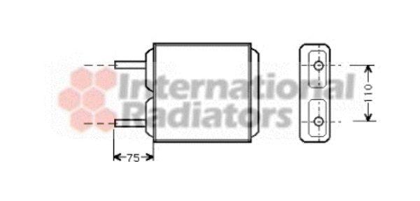Système de chauffage - VAN WEZEL - 37006094