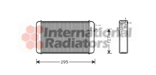 Système de chauffage - VAN WEZEL - 37006116