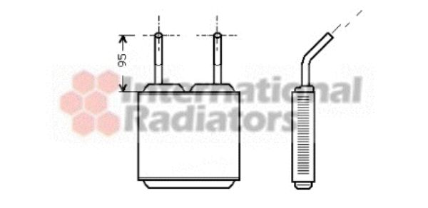 Système de chauffage - VWA - 88VWA37006160