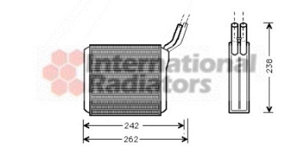 Système de chauffage - VAN WEZEL - 37006205