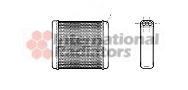Système de chauffage - VAN WEZEL - 37006206
