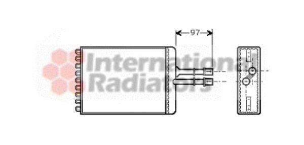 Système de chauffage - VAN WEZEL - 37006216