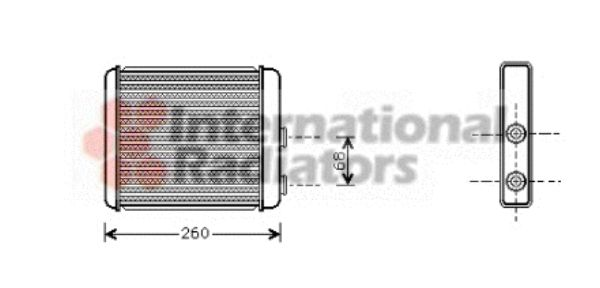 Système de chauffage - VAN WEZEL - 37006259