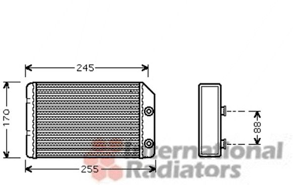 Système de chauffage - VAN WEZEL - 37006315