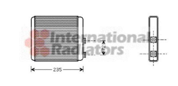 Système de chauffage - VAN WEZEL - 37006321