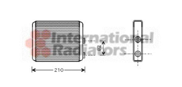 Système de chauffage - VAN WEZEL - 37006353