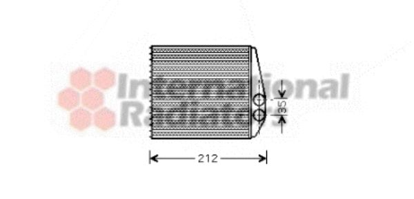 Système de chauffage - VAN WEZEL - 37006354