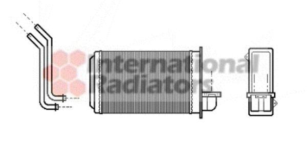 Système de chauffage - VAN WEZEL - 40006088
