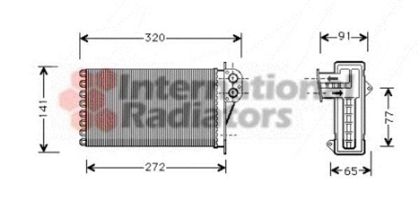 Système de chauffage - VAN WEZEL - 40006199