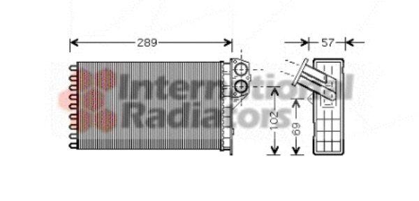 Système de chauffage - VAN WEZEL - 40006226