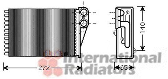 Système de chauffage - VAN WEZEL - 40006292