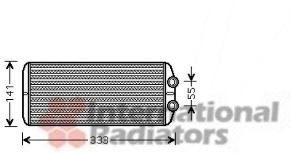 Système de chauffage - VAN WEZEL - 40006312